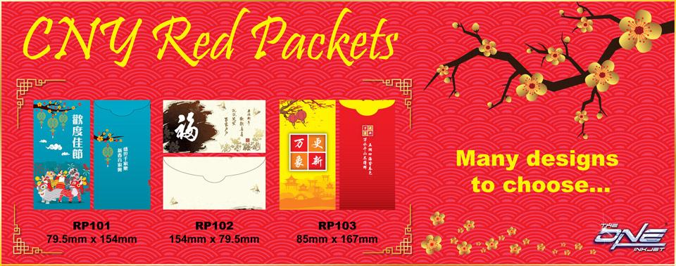 CNY Red Packets