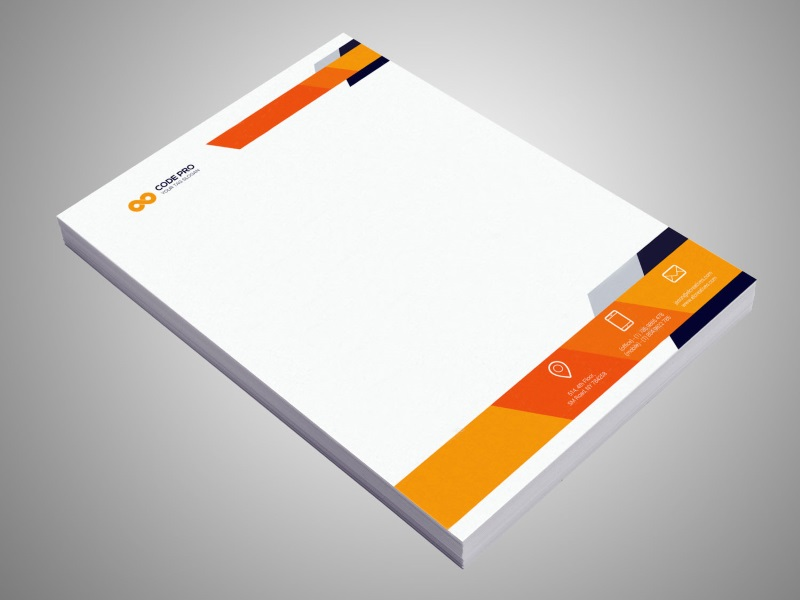 The one inkjet printing services singapore printing services letterhead 80gsm 2cx0c spiritdancerdesigns Gallery