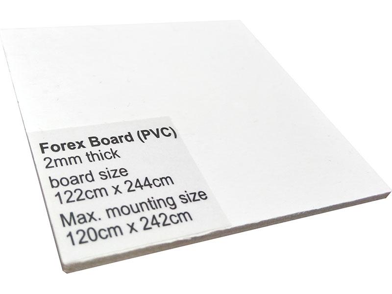Forex board printing singapore